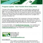 11-16-16-e-update-progress-new-franklin-blvd-utility-work